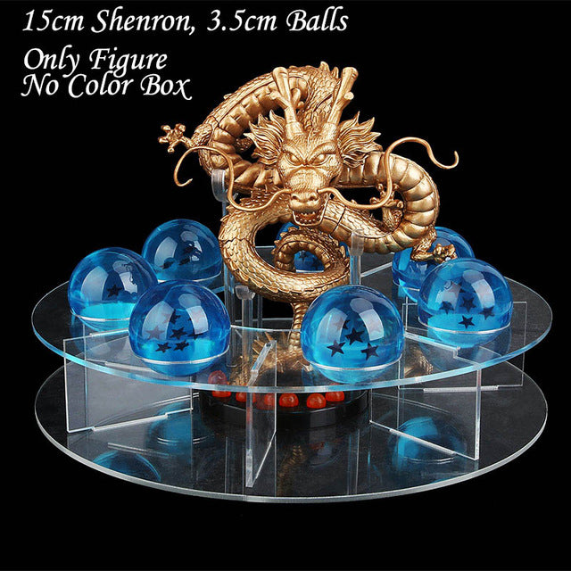 Dragon Ball Z Action Figure Shenron Shenlong - The Night