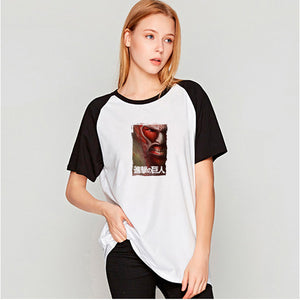 Attack on Titan cosplay T Shirt - The Night