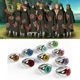10style  Akatsuki cosplay Rings - The Night