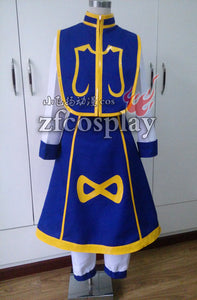 HUNTER x HUNTER Kurapika cosplay costume - The Night