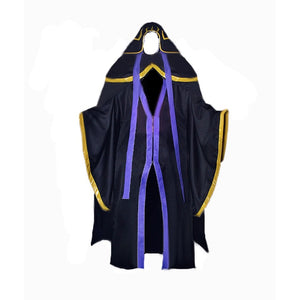 Overlord Ainz Ooal Gownt Cosplay Costumes - The Night