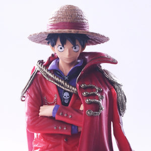 Monkey D Luffy pvc Action Figure Toys 25cm - The Night