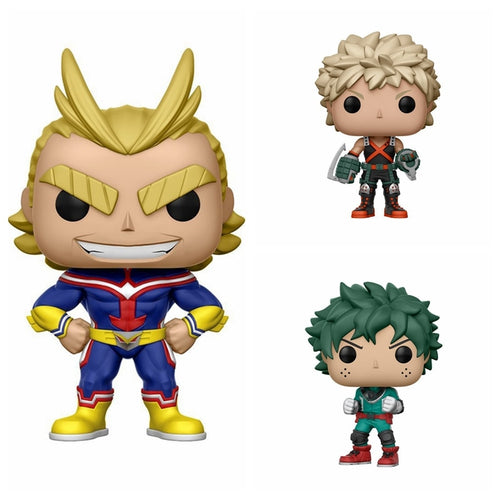 My Hero Academia Action Figure Toys - The Night