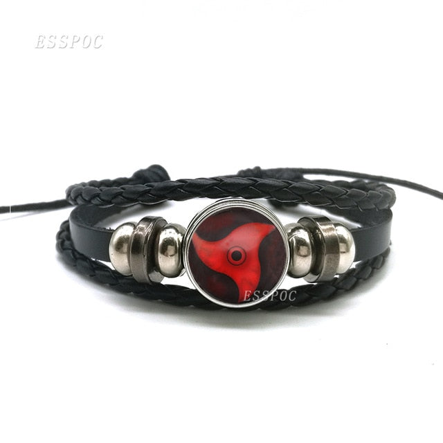 Sharingan Eye Bracelet - The Night