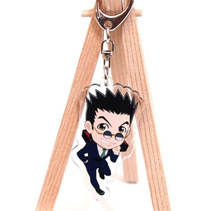 HUNTER x HUNTER Key Chains Two-sided - The Night
