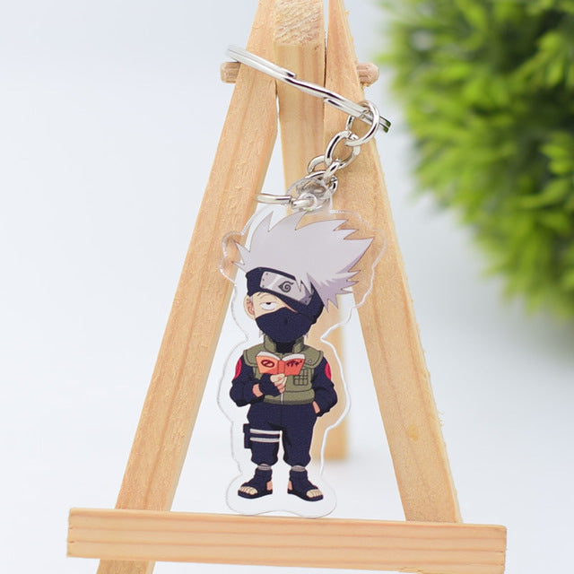 Akatsuki Action Figure For Keychain - The Night