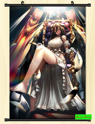 Poster OverLord Wall Scroll Printed - The Night