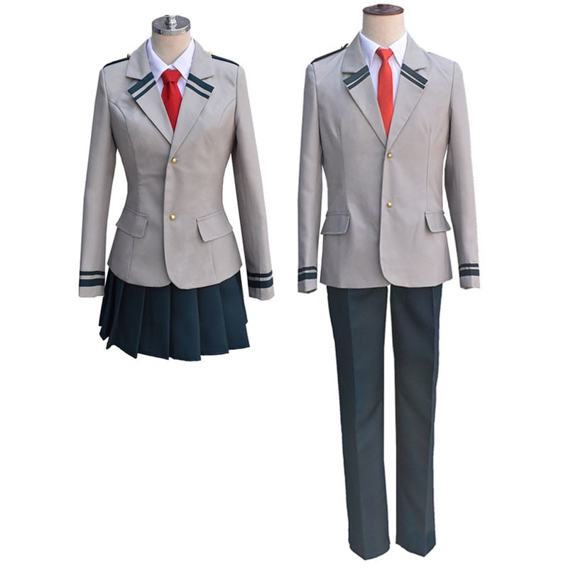 my Hero Academia Uniforms Carnival Ballet Cosplay - The Night