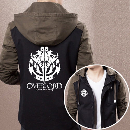 OVERLORD Hoodies Men Fashion - The Night