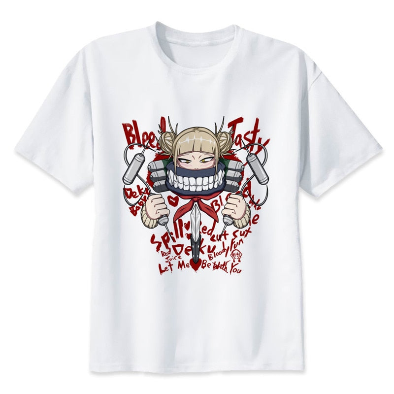 My Hero Academia Fashion T-shirts - The Night