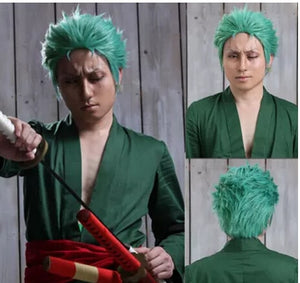 Roronoa Zoro Cosplay Costumes - The Night