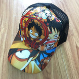 Monkey D. Luffy Baseball Caps - The Night