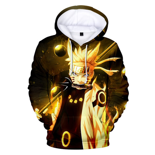 3D Naruto Hoodies Fashion - The Night