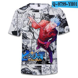 Nanatsu No Taizai Men's t-shirts 3D seven deadly sins - The Night