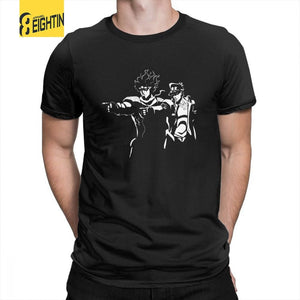 JoJo's Bizarre Adventure Shirts - The Night