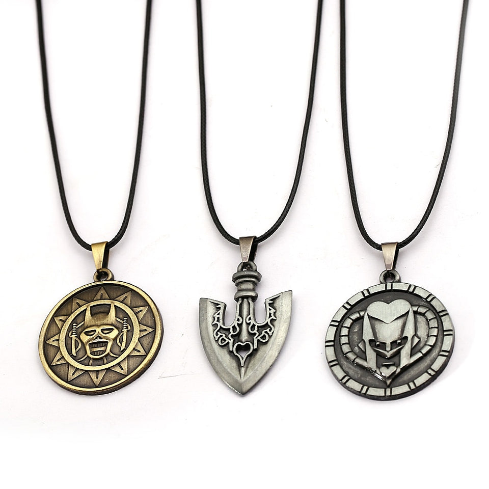 JOJOS BIZARRE ADVENTURE Necklaces - The Night