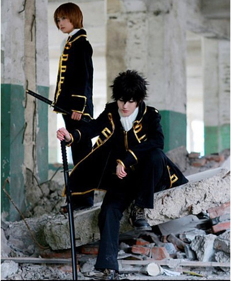 Gintama Cosplay Silver Soul Sakata Gintoki - The Night