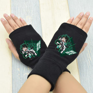 My Hero Academia Finger Cotton Knitting - The Night