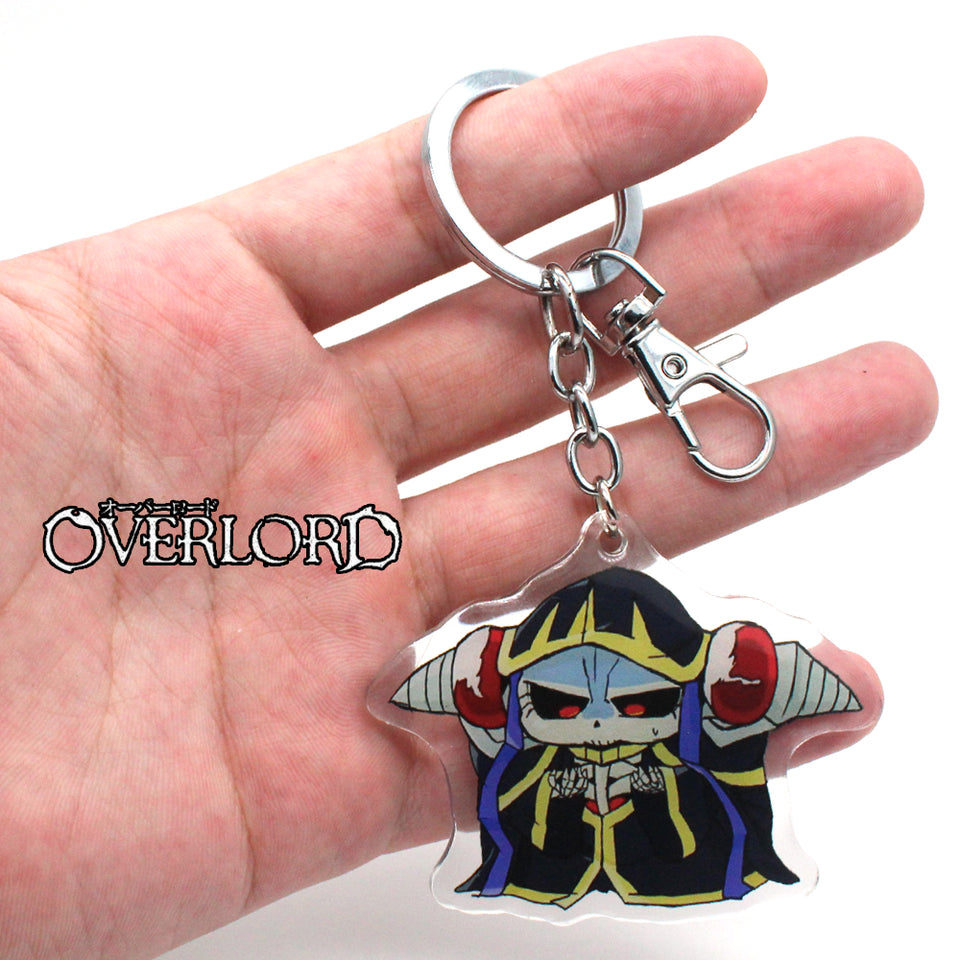 Overlord Keychain Master - The Night