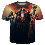 Overlord 3d Fashion t-Shirts - The Night