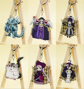Overlord Keychain Keyring Toy Halloween - The Night