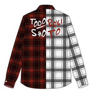 MY HERO ACADEMIA Todoroki Shoto Shirt Cotton - The Night