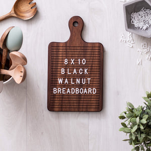 The Breadboard | Walnut