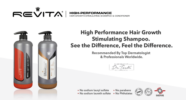 REVITA Hair Growth Stimulating Shampoo (925ml)