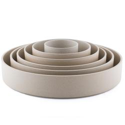 Layering Bowl Low (3 Colors, 5 Sizes)