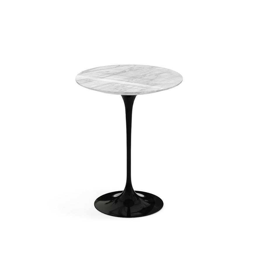 "Saarinen Round Marble Side Table 16""(41 cm) 