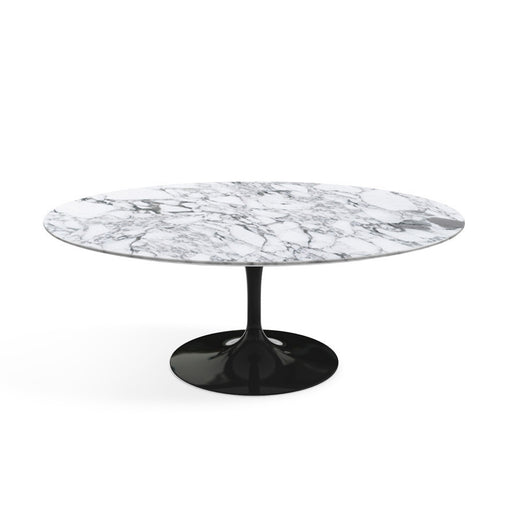 "Saarinen Marble Oval Coffee Table 42"" (107 cm) 