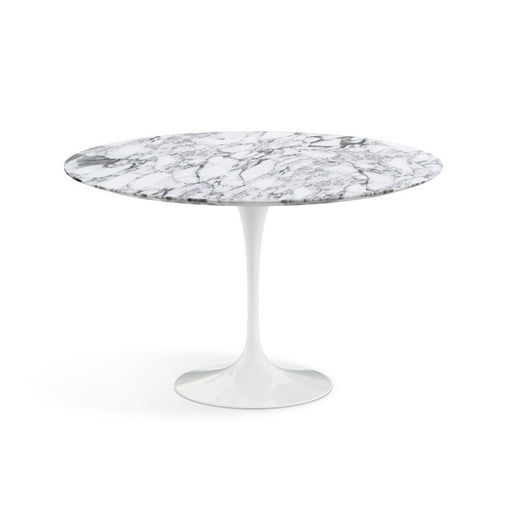 "Saarinen Marble Dining Table 47""(120 cm) 