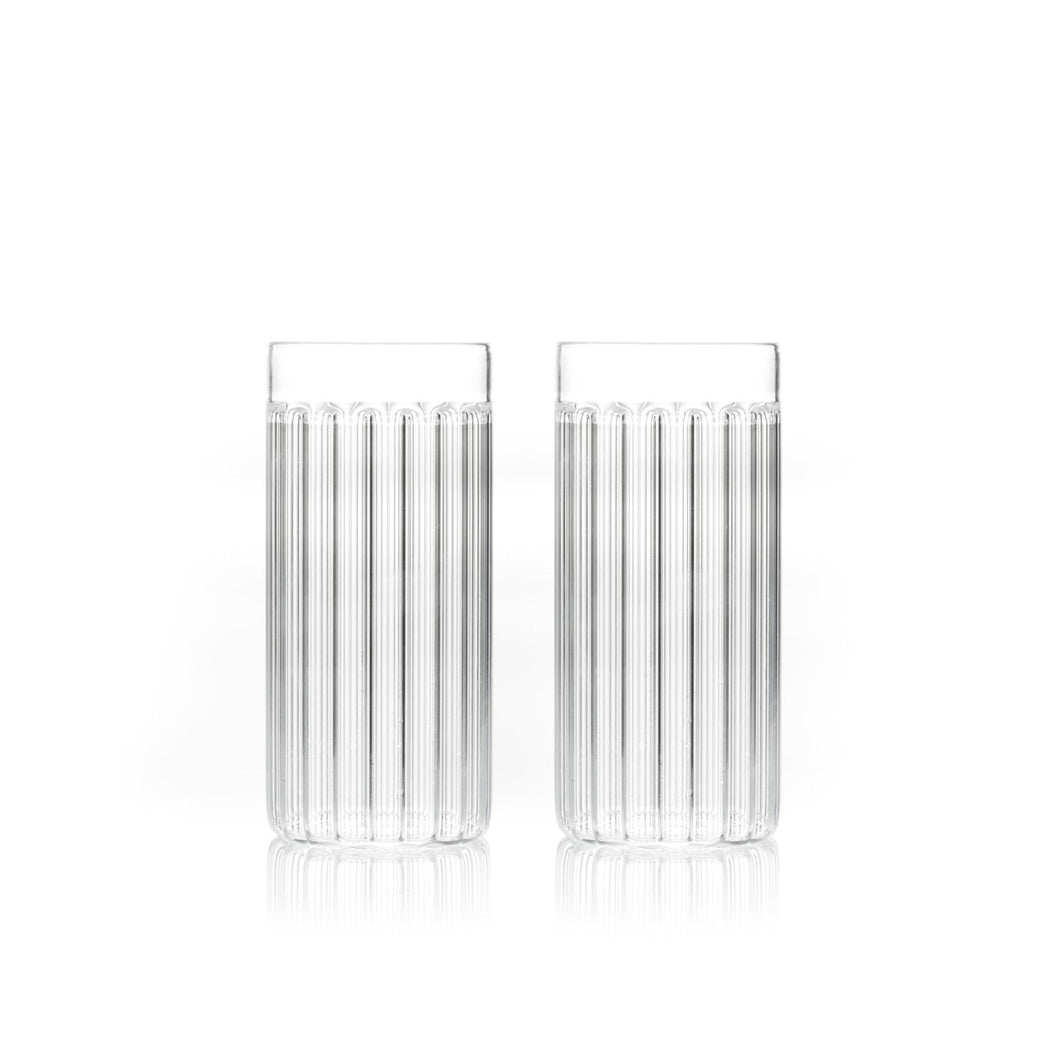 Bessho Tall Glass | Set of 2 | Freeship