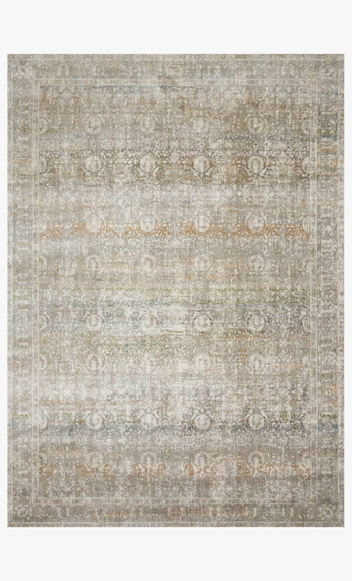 Anastasia Rug | Grey & Multi