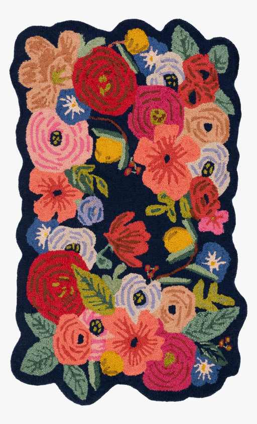 Bouquet Rug | Garden Party Multi