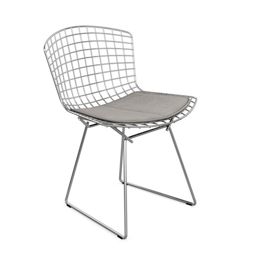 Bertoia 420 C Side Chair Chrome Base | Freeship