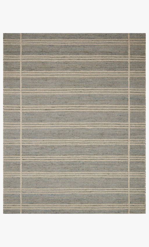 Cora Summer Rug | Frost & Natural