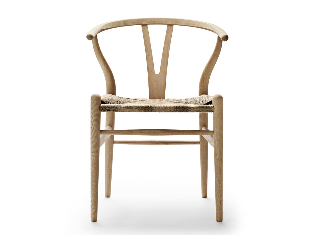 CH 24 Wishbone Chair (10 Finishes) | Freeship