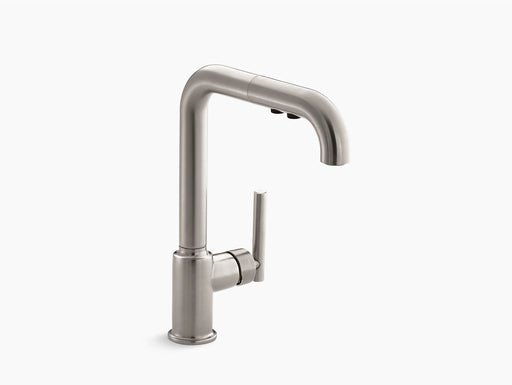 "Purist® 1 hole 8"" sink faucet (4 Colors)"