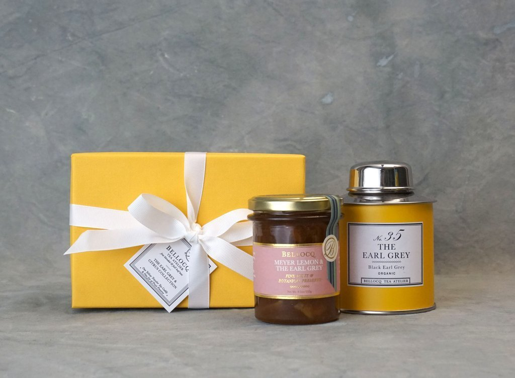 The Earl Grey & Citrus Collection