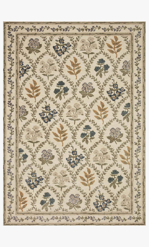 Fiore Florence Rug | Hawthorne Ivory