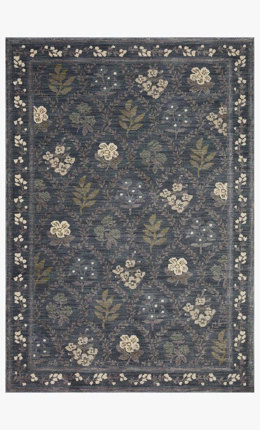 Fiore Florence Rug | Hawthorne Navy