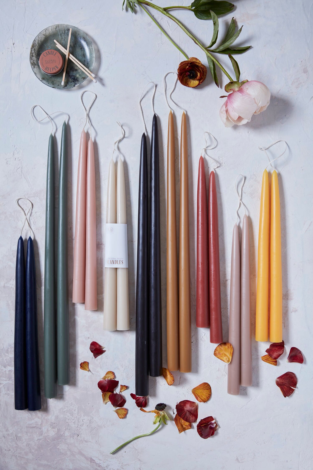 Taper Candle | 46 cm (9 Colors )