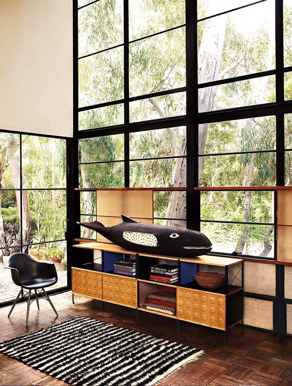 Eames Storage Unit | 1x2