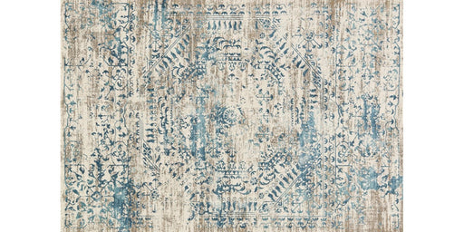 Kingston Rug | Ivory Blue
