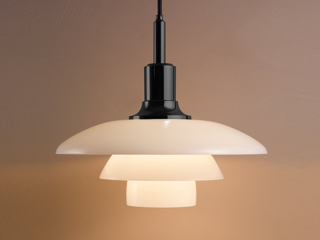 PH 3½-3 Glass Pendant Light | Tax & Ship Free