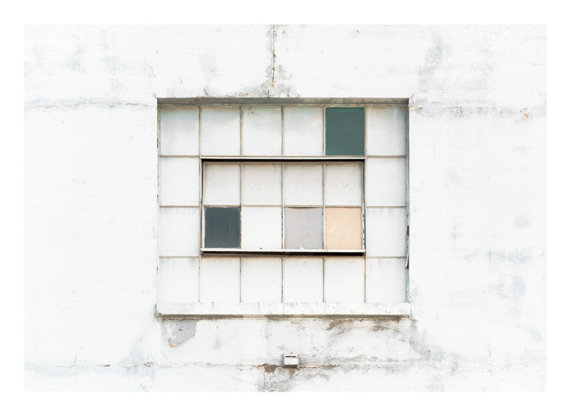 Industrial Window Art Print