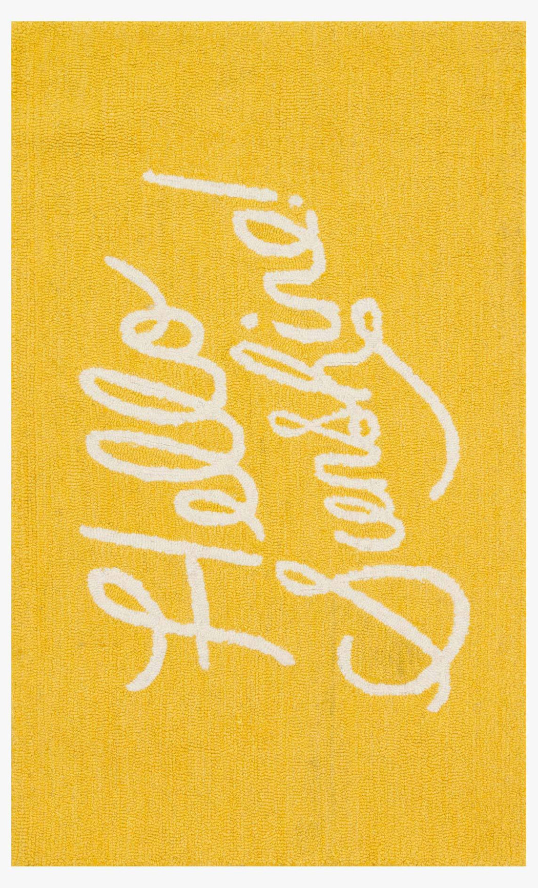 Hello Sunshine Rug