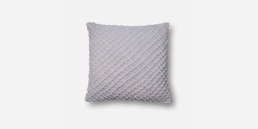 Waffle Solid Velvet Pillow (5 Colors)
