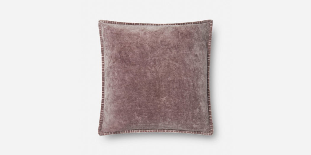 Velvet Pillow with Stitch (3 Colors)